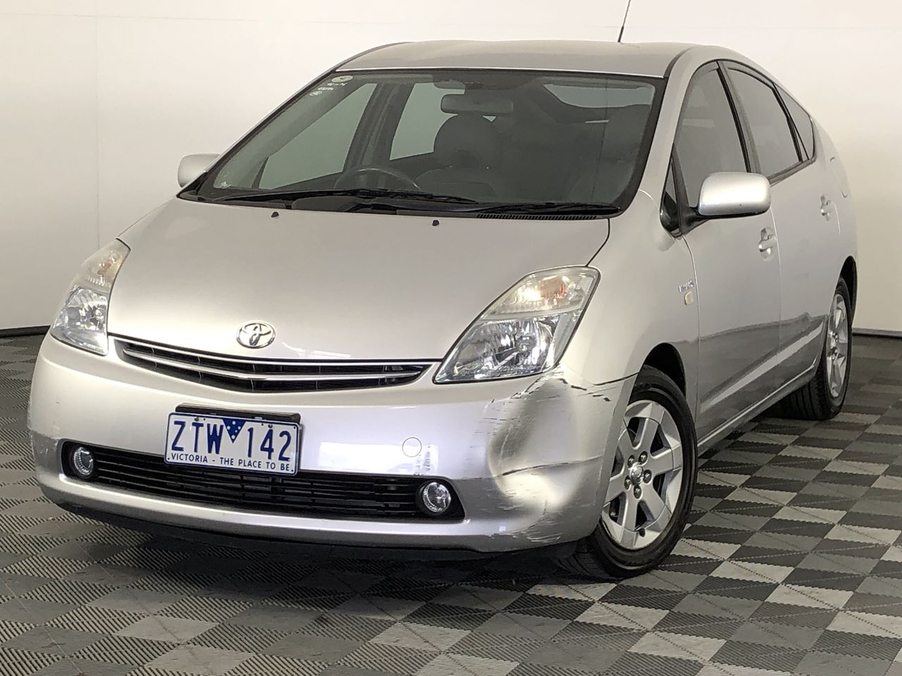 2006 Toyota Prius Hybrid NHW20R CVT Hatchback