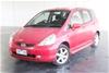 2004 Honda Jazz VTi-S GD Manual Hatchback