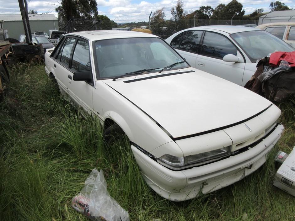 1987 Holden VL Calais Factory V8 333 Pack - APV Enhanced