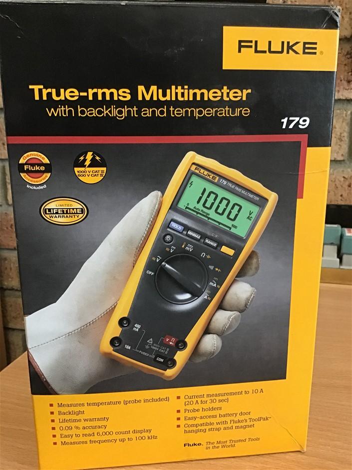 Fluke True-rms Multimeter