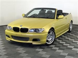 2003 BMW 3 30Ci E46 M Sport Manual Conve