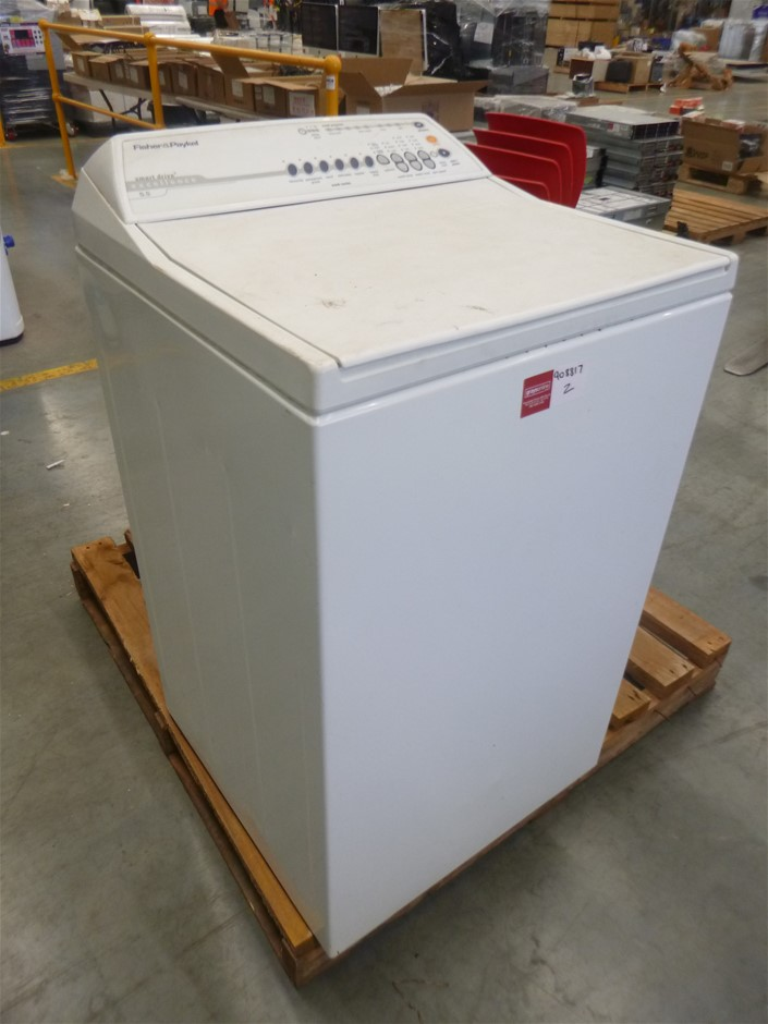 Fisher and Paykel GW509AU 5.5 kg Top Load Washing Machine