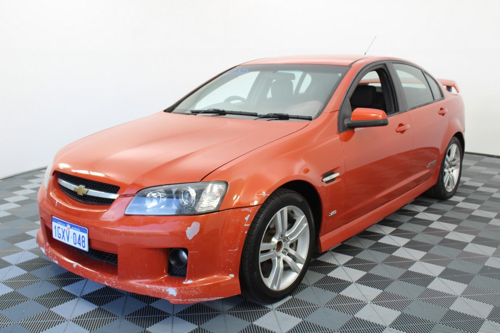2007 Holden Commodore SS VE Manual Sedan