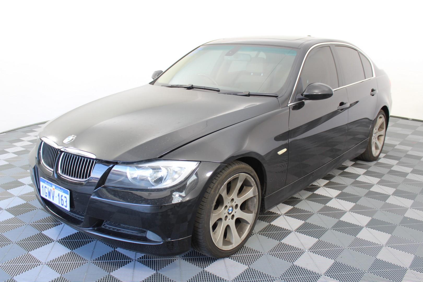 2007 BMW 323i E90 Automatic Sedan