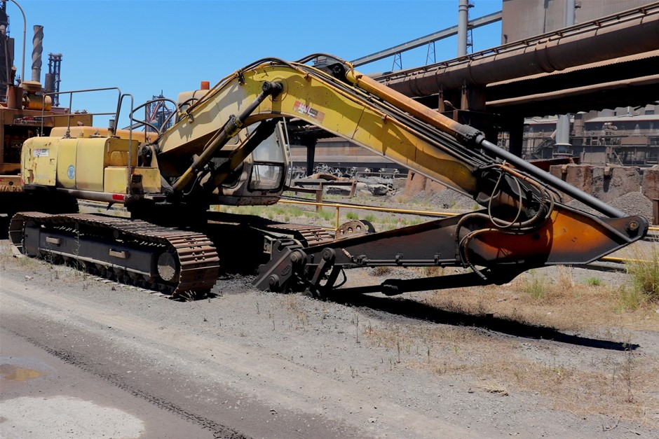 1999 Sumitomo SH200LC 20 Ton Excavator