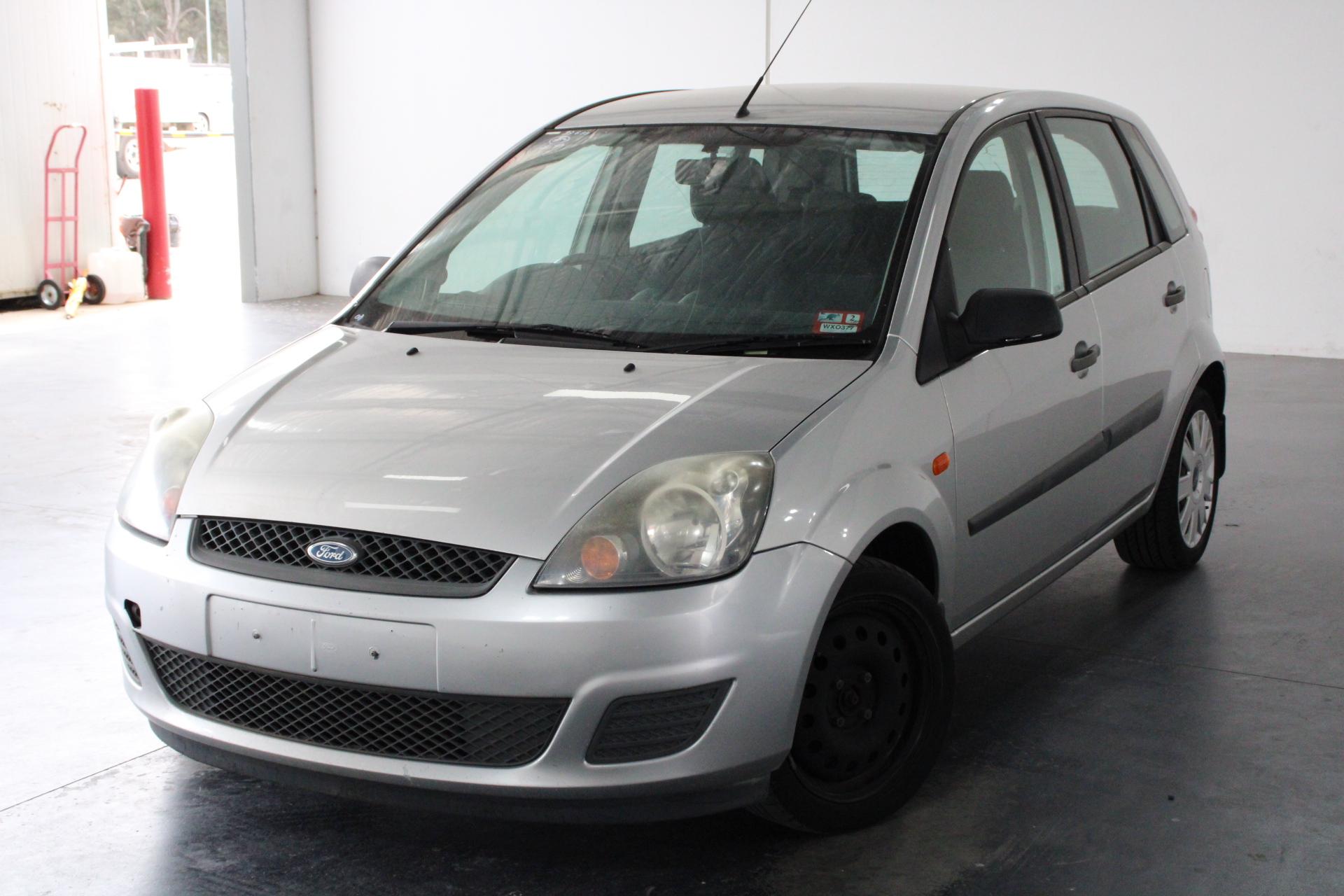 2008 Ford Fiesta LX WQ Automatic Hatchback