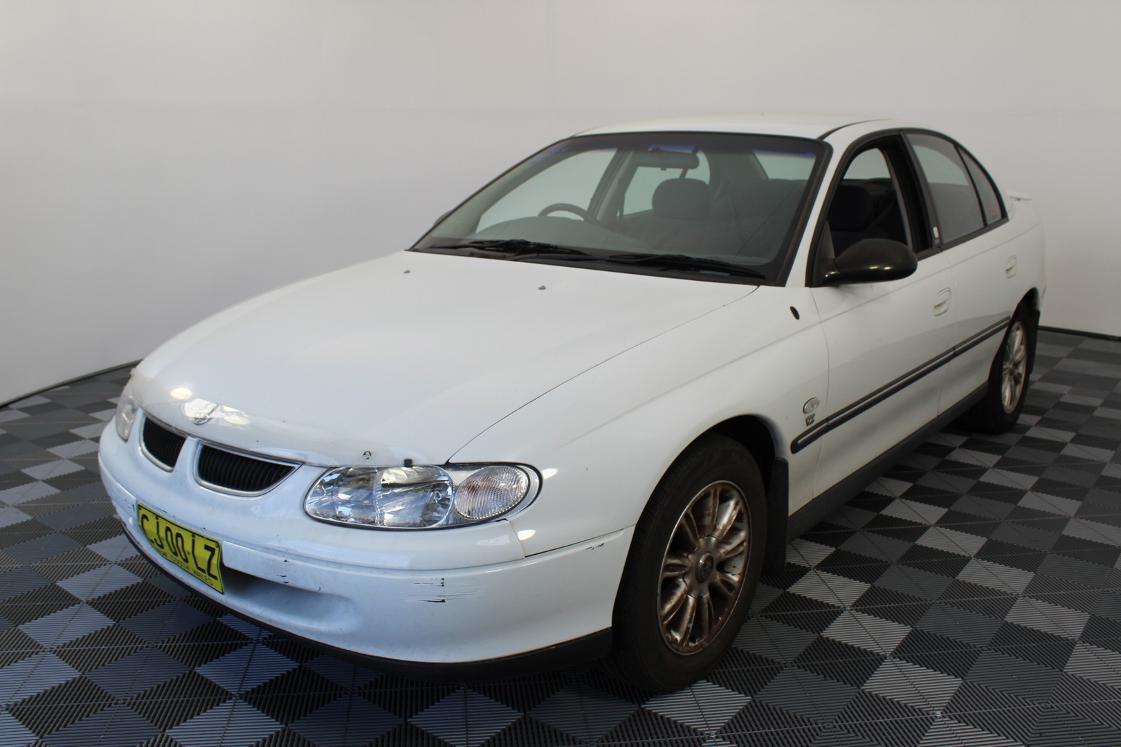 2000 Holden Commodore Olympic Edition VTII Automatic Sedan