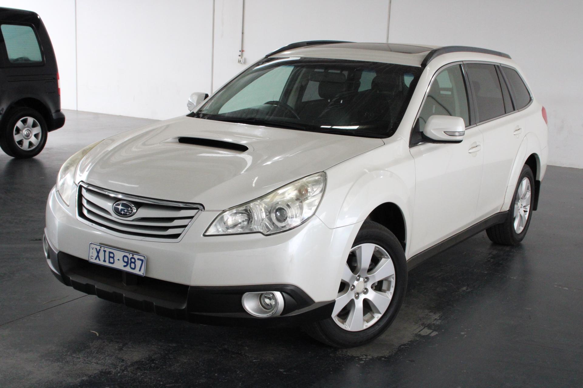 2009 Subaru Outback 2.0D Premium B5A Turbo Diesel Manual Wagon