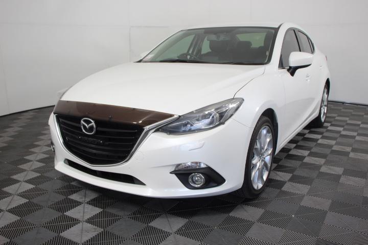 2015 Mazda 3 SP25 GT BM Sedan 85,016km