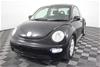 2004 Volkswagen Beetle 2.0 IKON A4 Automatic Hatchback