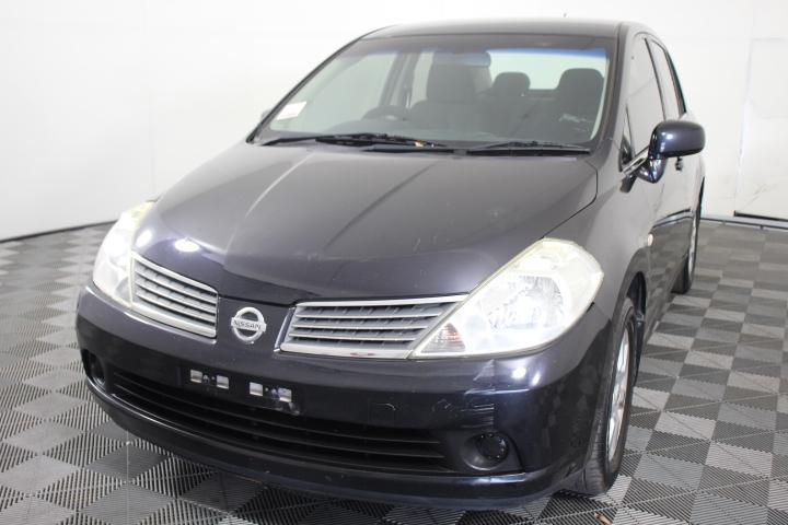 2006 Nissan Tiida ST-L C11 Manual Sedan