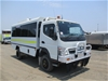 2010 Mitsubishi Canter Turbo Diesel 4 x 4 (hi/low) 17 Seat Bus 68,790km