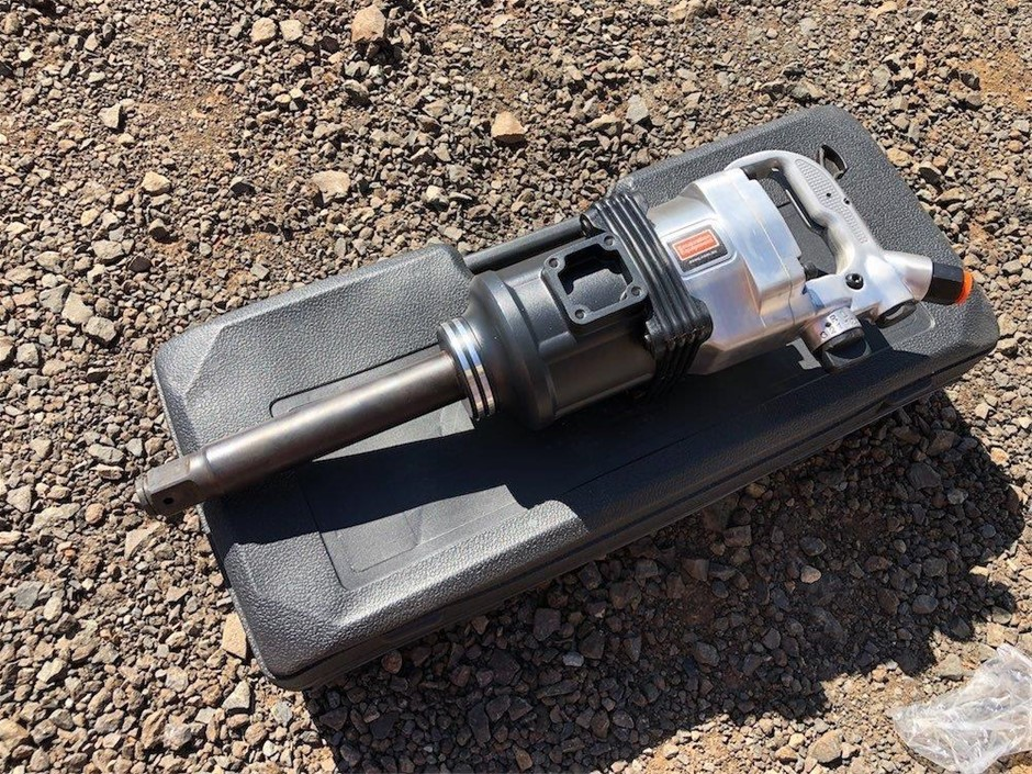2019 Unused Heavy Duty 1 Inch Drive Air Impact Wrench