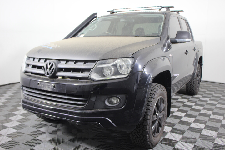 2013 Volkswagen Amarok Tdi Turbo Diesel Dual Cab 131,668km