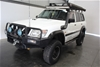 2000 Nissan Patrol DX (4x4) GU II Turbo Diesel Wagon