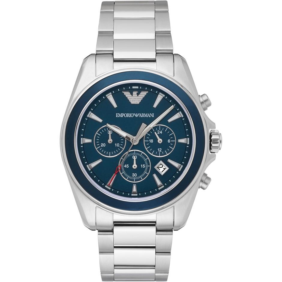 Fantastic new Emporio Armani Sport chronograph men's watch