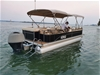 2019 Tri Hull Pontoon Cruiser