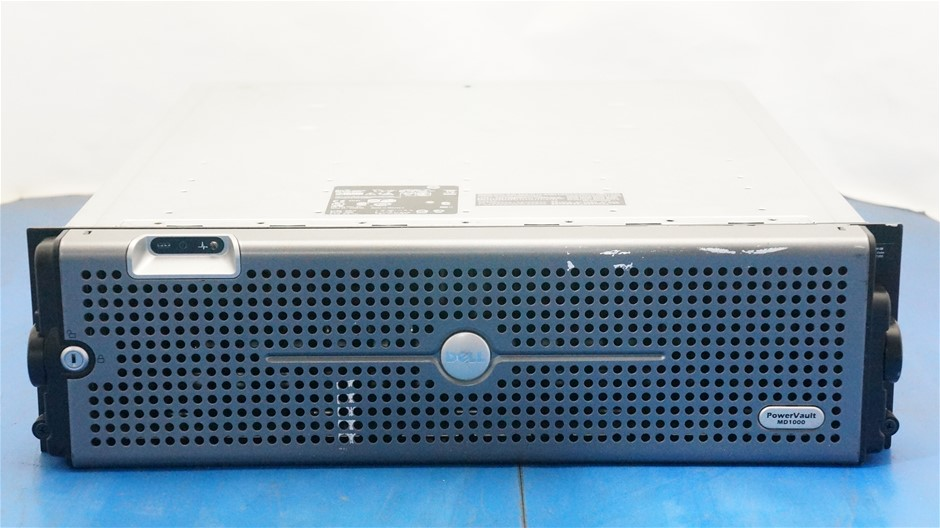 Dell PowerVault MD1000 Disk Expansion Enclosure
