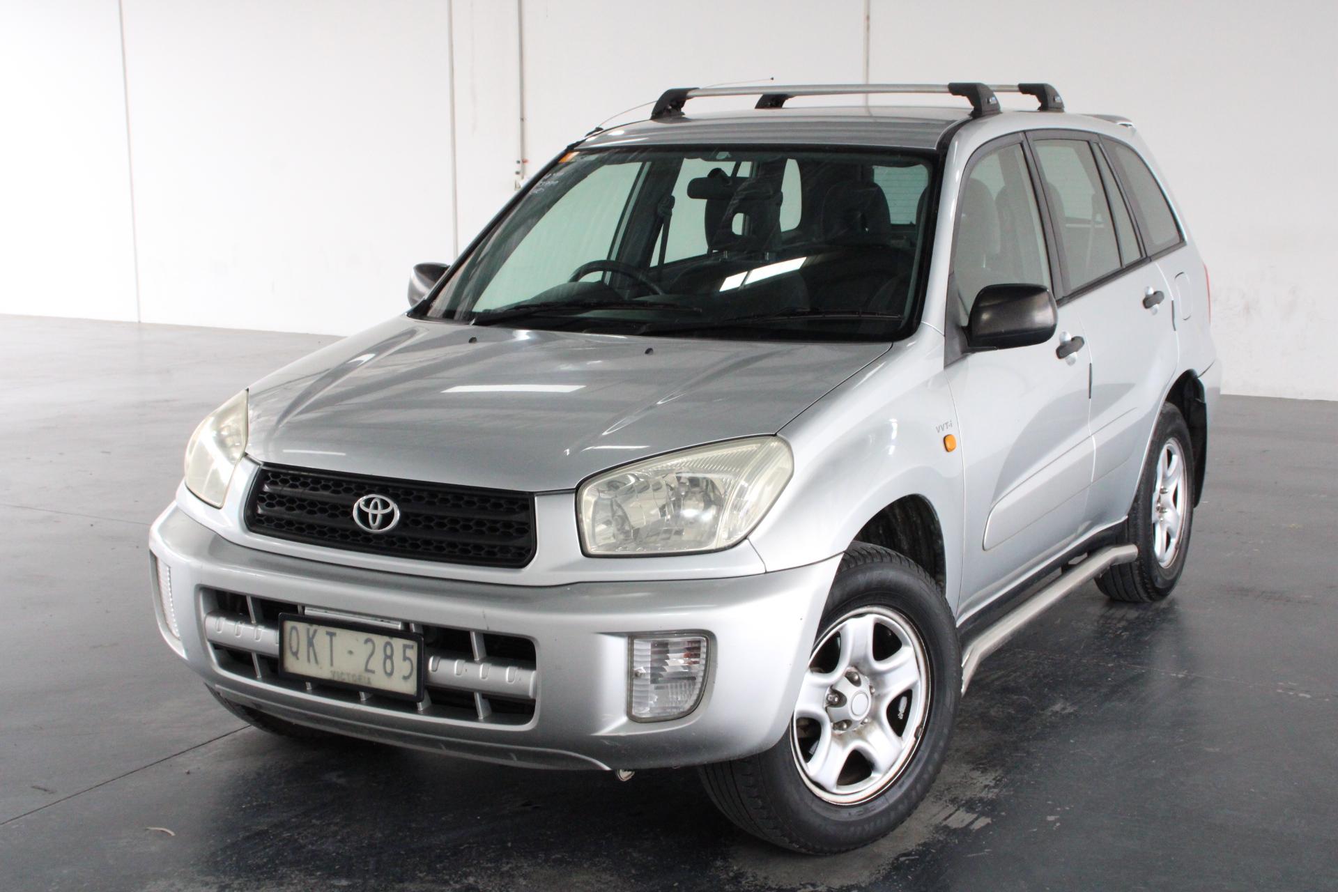 2000 Toyota Rav 4 Edge (4x4) Automatic Wagon