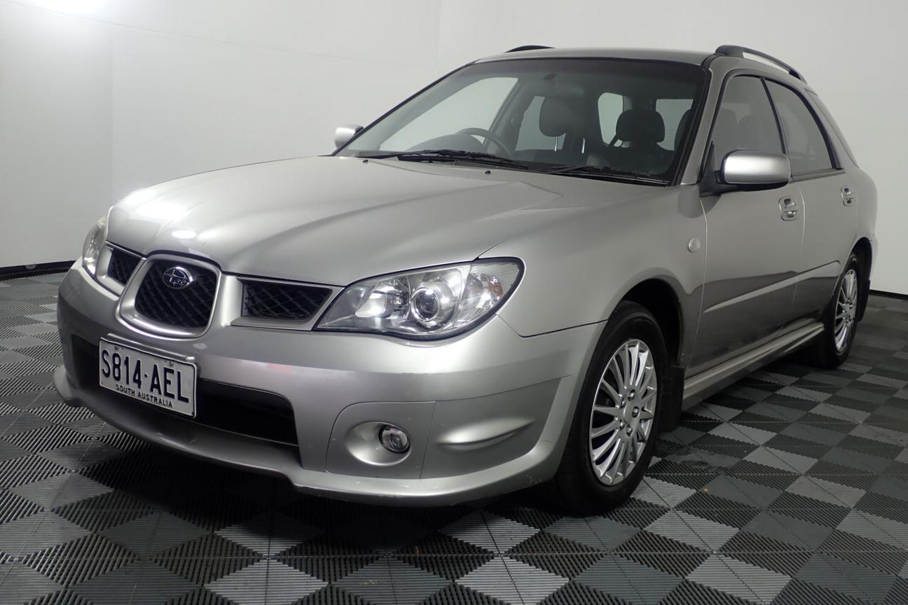 2006 Subaru Impreza 2.0i (AWD) G2 Automatic Hatchback