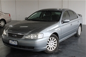 Unreserved 2003 Ford Fairmont BA Automatic