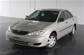 Unreserved 2003 Toyota Camry Altise ACV36R