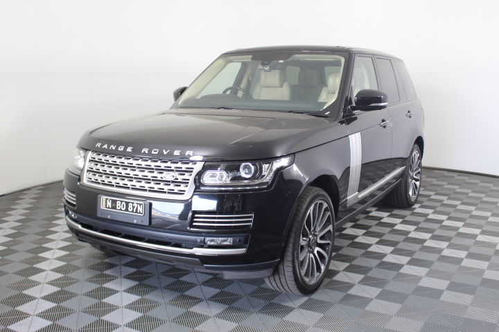 2013 Range Rover Supercharged V8 Autobiography Automatic Wagon