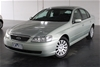 2002 Ford Fairmont BA Automatic Sedan