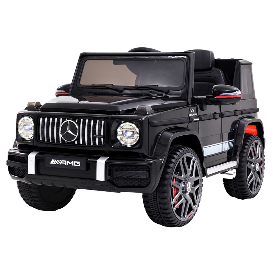 Mercedes-Benz Kids Ride On Car Electric AMG G63 Licensed Remote Cars 12V