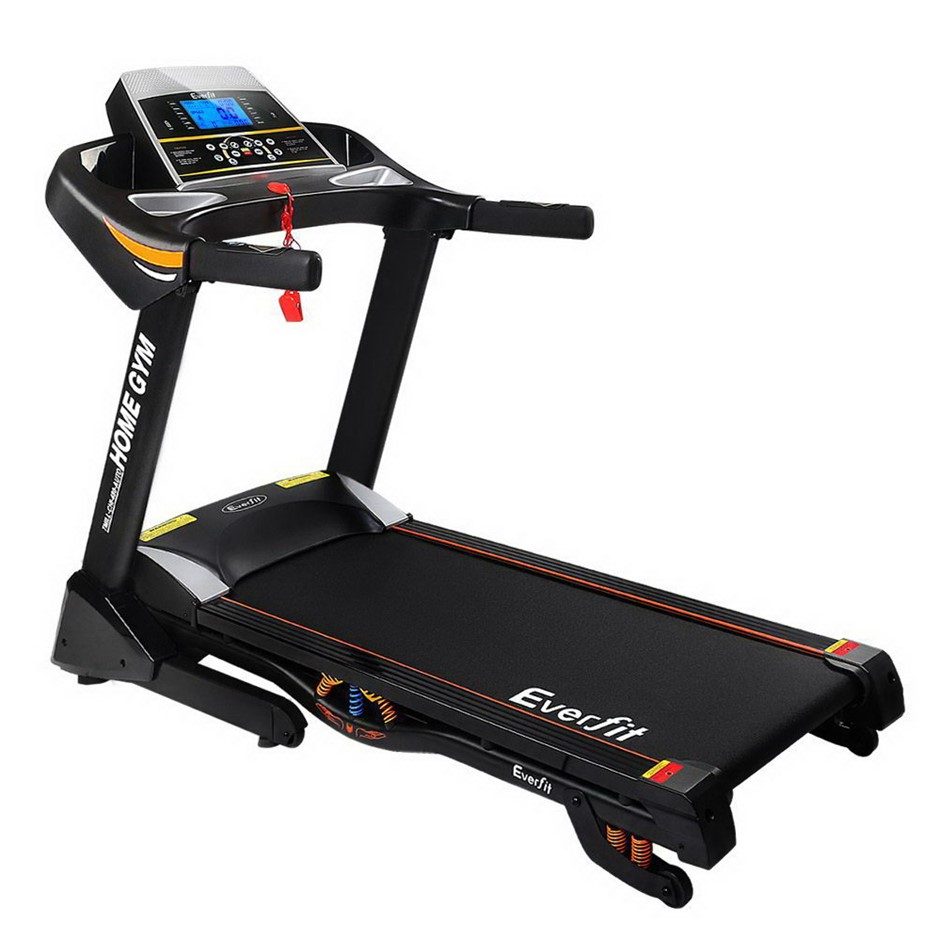 Everfit 480mm Belt Electric Auto Incline Treadmill Gym Exercise Machine