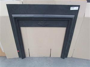 Agnews 700 DSQ Cast Iron Fireplace Surro