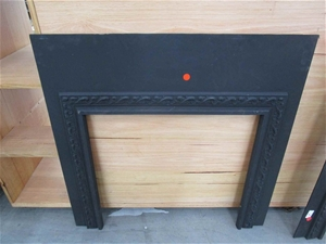 Agnews No. 4 Cast Iron Fireplace Surroun