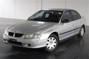 2002 Holden Commodore Executive VX Autom