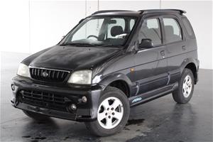 2001 Daihatsu Terios SX (4x4) J102 Autom