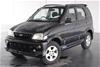 2001 Daihatsu Terios SX (4x4) J102 Automatic Wagon