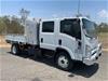 2011 Isuzu NQR450 4 x 2 Tipper Truck