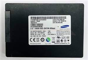 Samsung 2.5`` 128GB Solid State Drive Pa