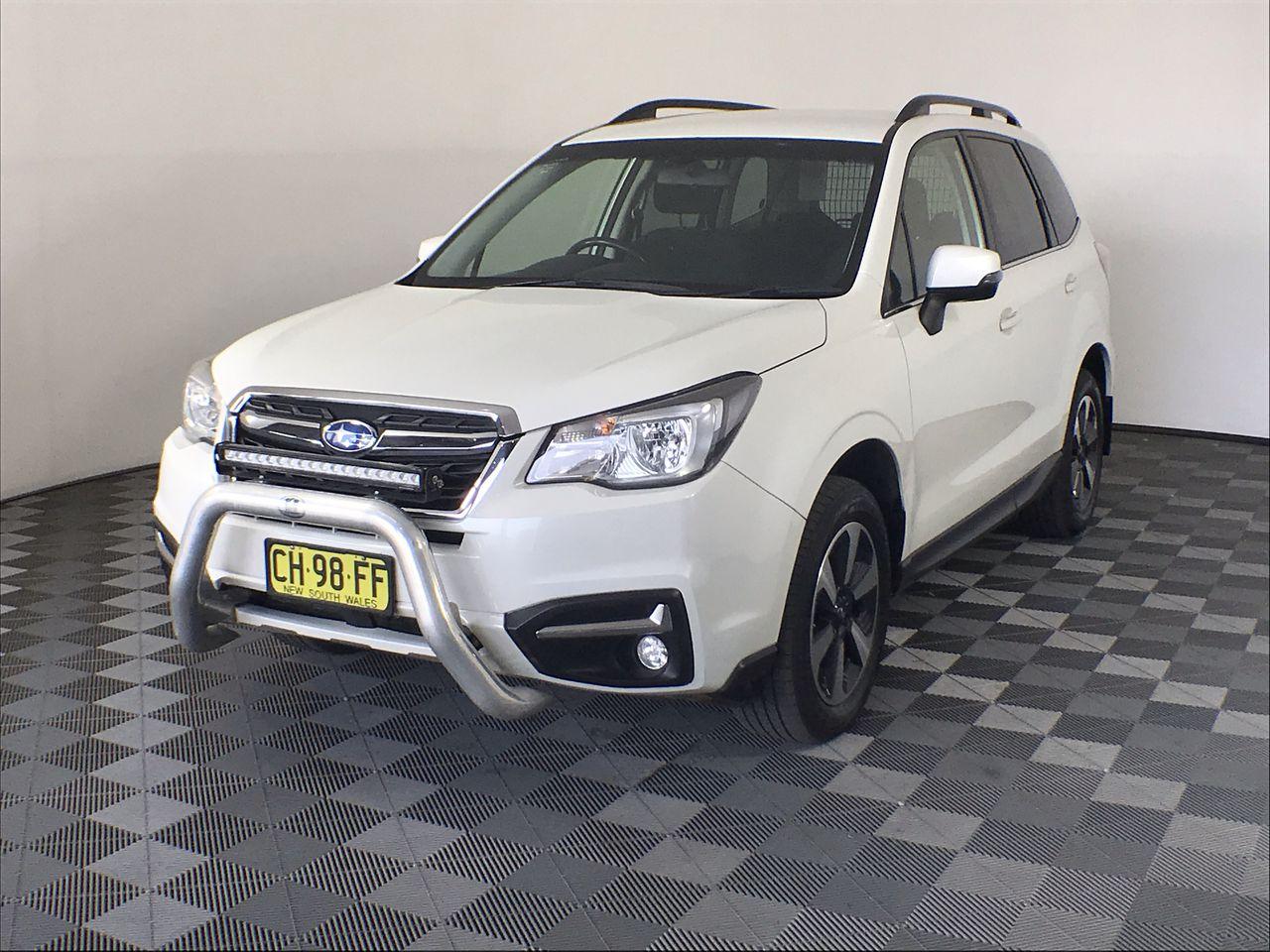 Ex-Government 2016 Subaru Forester 2.0i-L S4 Wagon