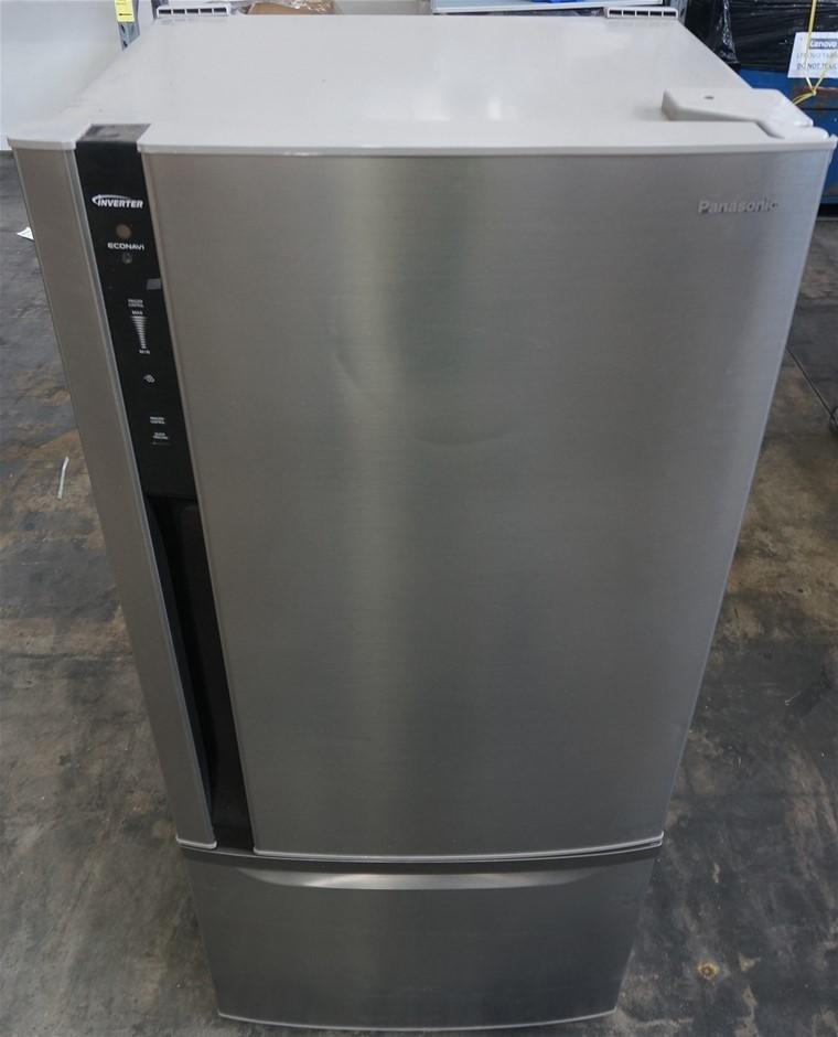 Panasonic NR-BY552XSAU 554L Stainless Steel Refrigerator