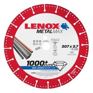 LENOX High Speed Diamond Metal Cut-off S