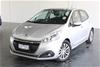 2016 Peugeot 208 ACTIVE SE Automatic Hatchback