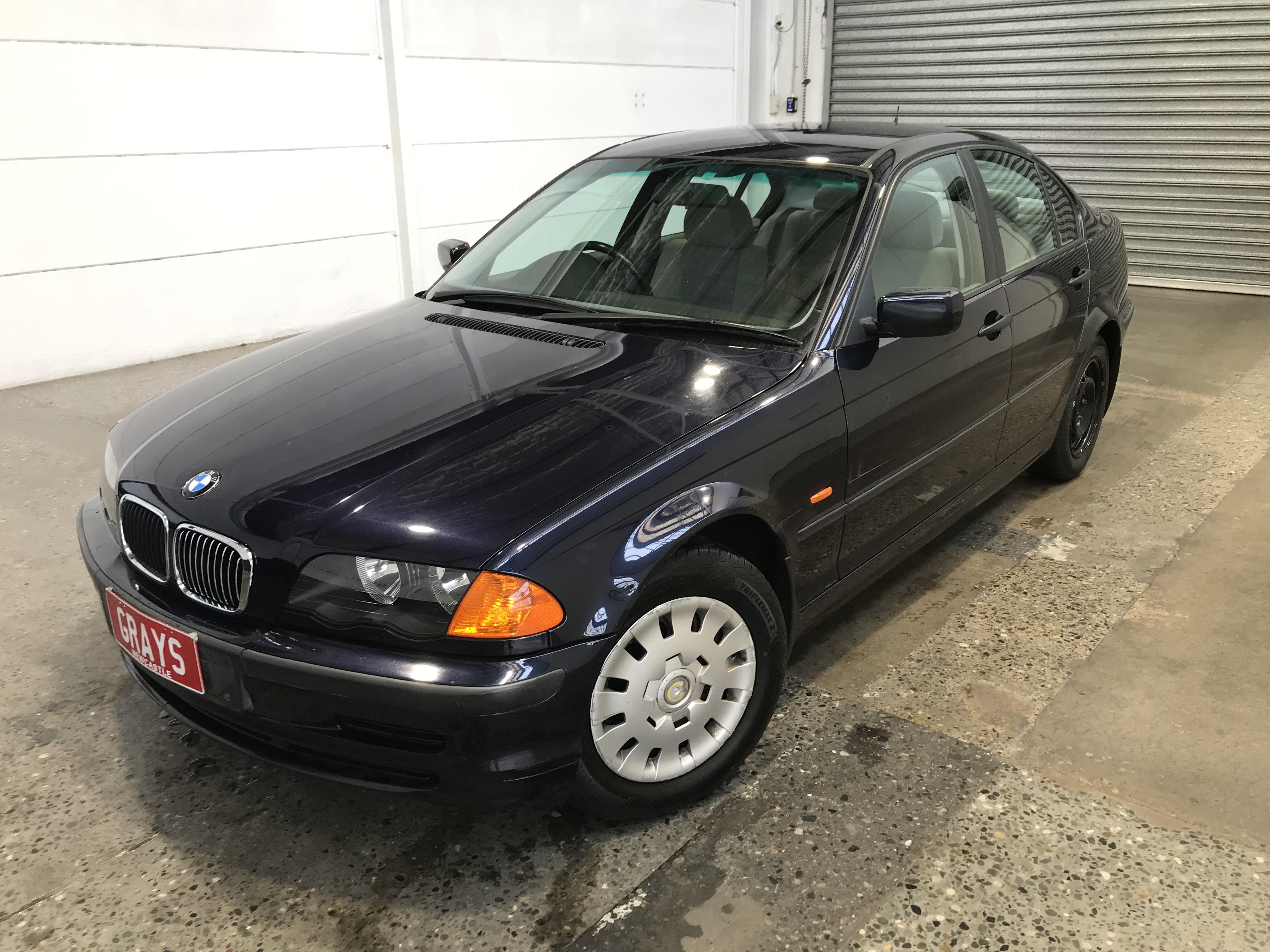 1999 BMW 3 18i E46 Automatic Sedan