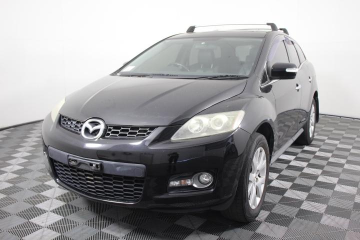 2009 Mazda CX-7 Luxury Auto SUV 136,659 km's