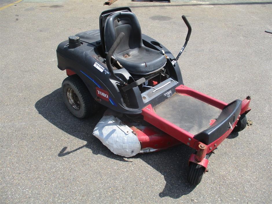 Toro 74403 Ride On Mower