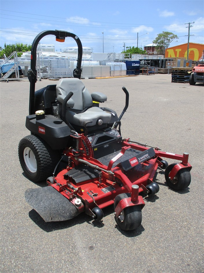 2013 Toro Z Master Professional Ride on Mower