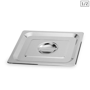 SOGA Gastronorm GN Pan Lid Full Size 1/2