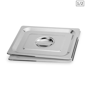 SOGA 2X Gastronorm GN Pan Lid Full Size