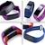 SOGA Sport Smart Watch Health Fitness Wrist Band Activity Tracker Black