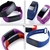 SOGA Sport Smart Watch Fitness Wrist Band Bracelet Activity Tracker Red