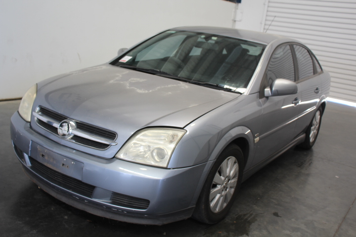 2004 Holden Vectra CD Automatic Hatchback